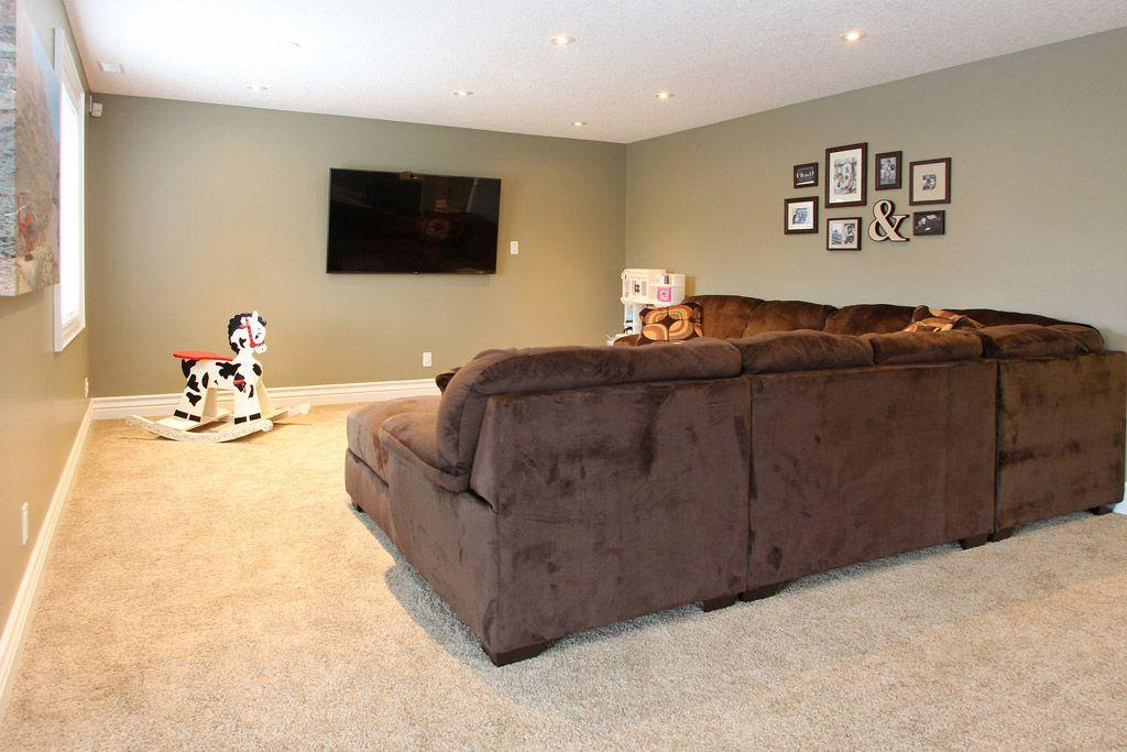 ... 2015 Basement Reno With Living Area In Kitchener ...